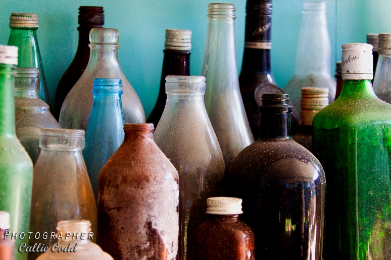 Bottle Collection.