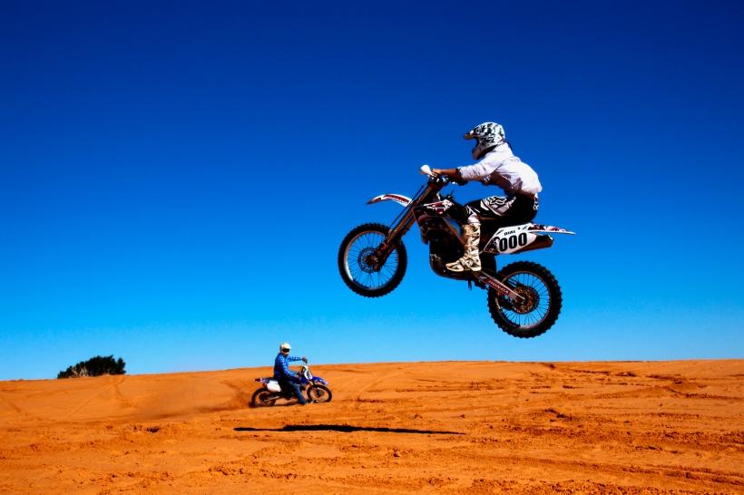 Jumping High.